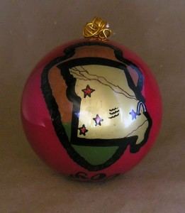 Missouri's 2015 Ornament